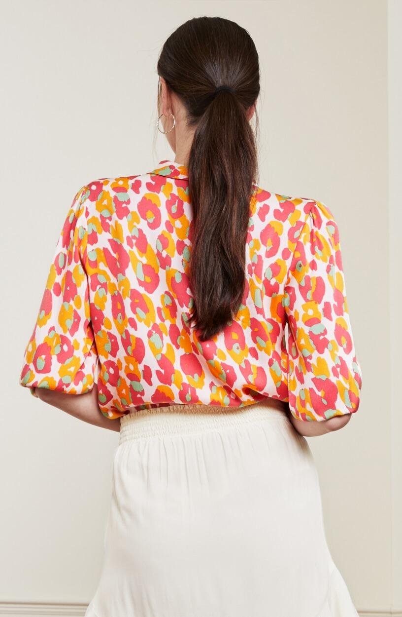 Fabienne Chapot Dames Gina blouse Roze