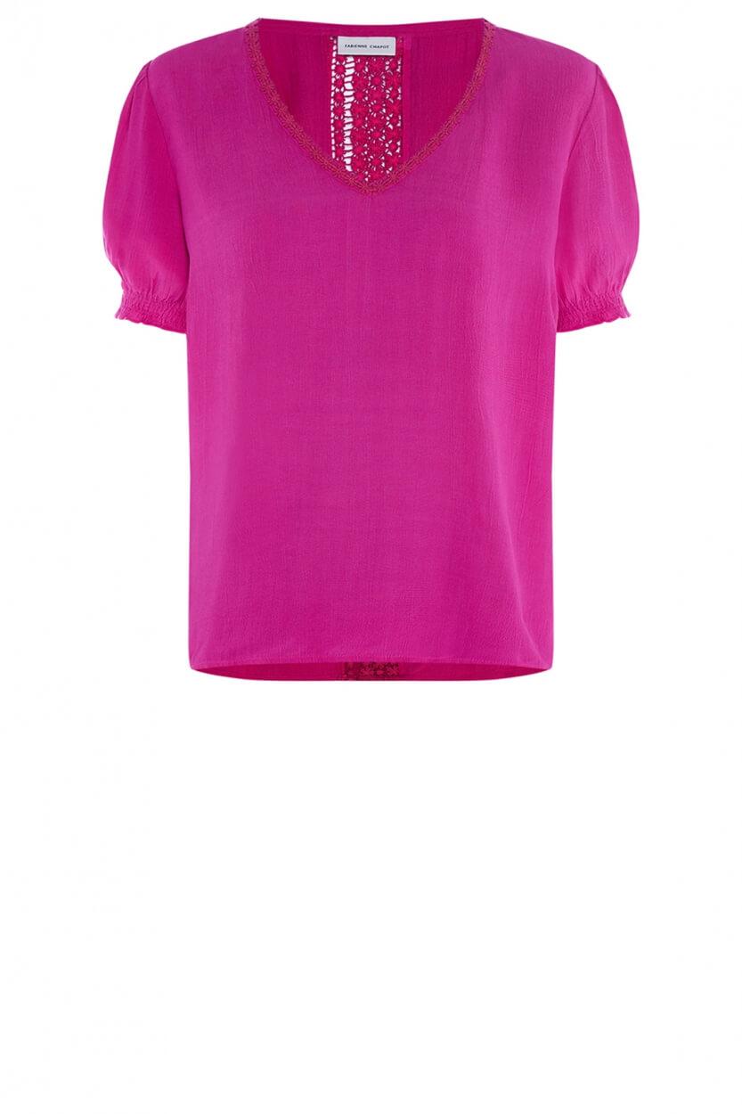 Fabienne Chapot Dames Donna top Roze