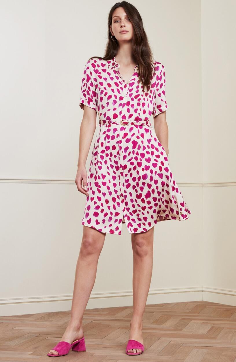 Fabienne Chapot Dames Mila jurk Wit