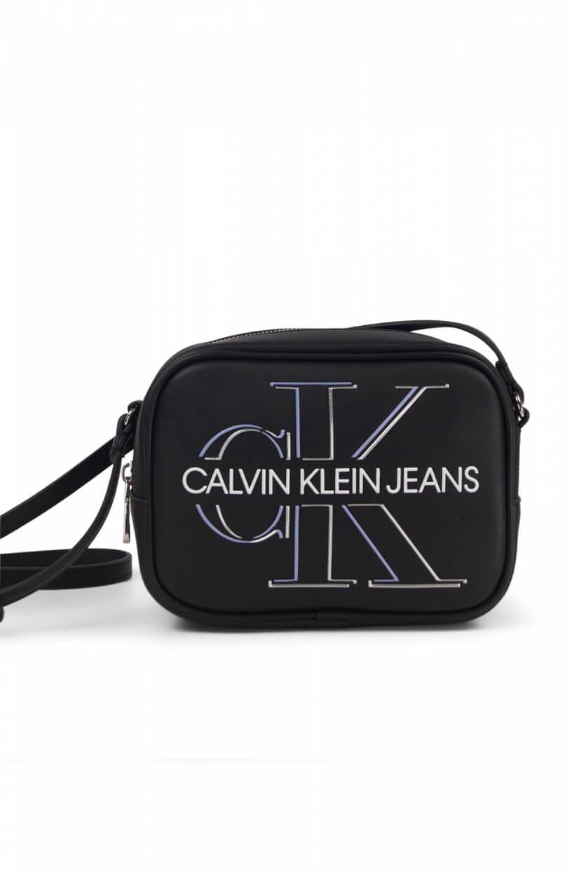 Calvin Klein Dames Crossover tas Zwart