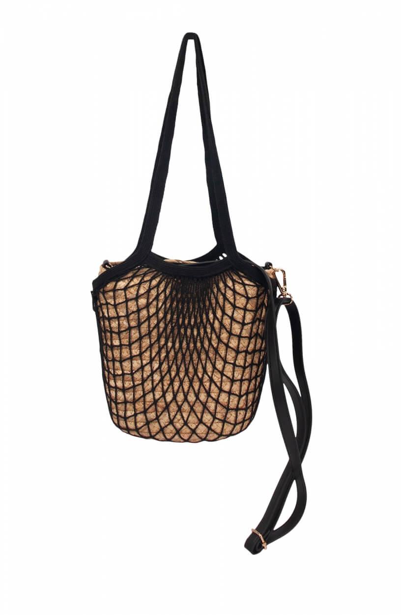 Gioseppo Dames Seif tas Zwart
