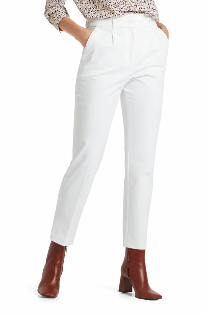 Marccain Dames Pantalon Wit