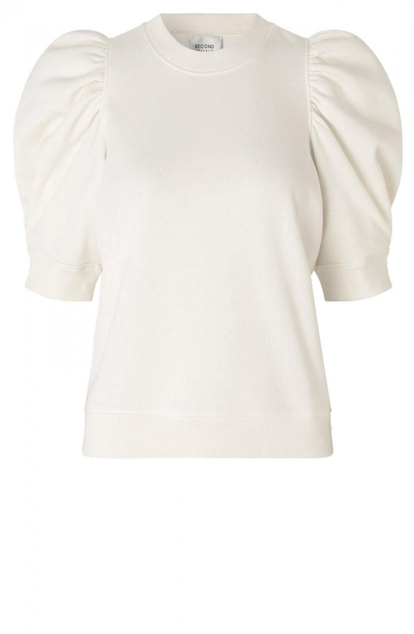 Second Female Dames Miami sweater Wit
