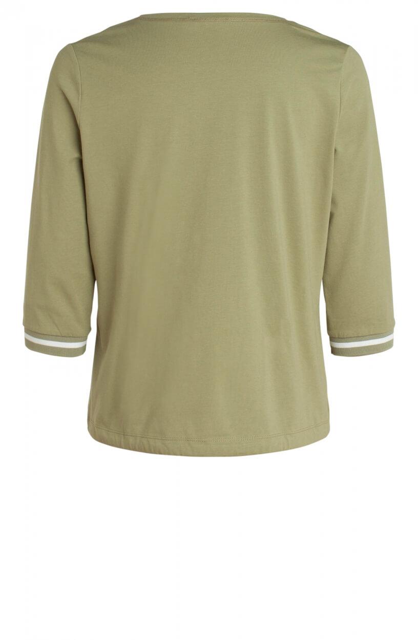 Anna Dames Shirt Groen