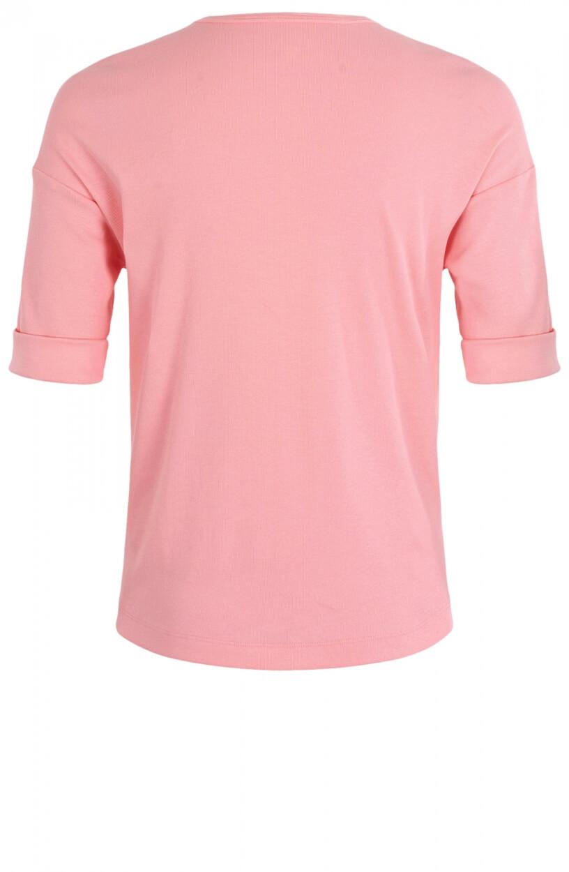 Marccain Sports Dames V-hals blouse Roze