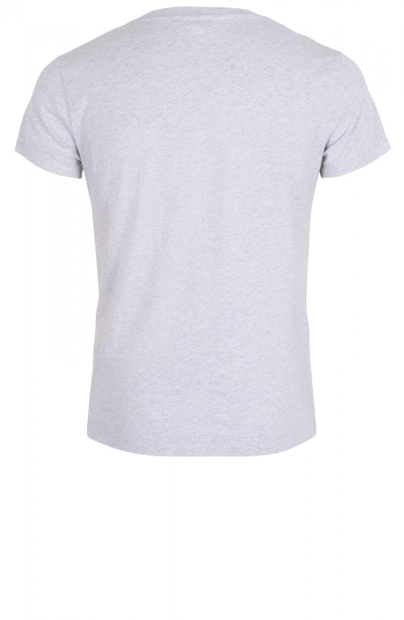 Levi's Dames Gemêleerd shirt Grijs