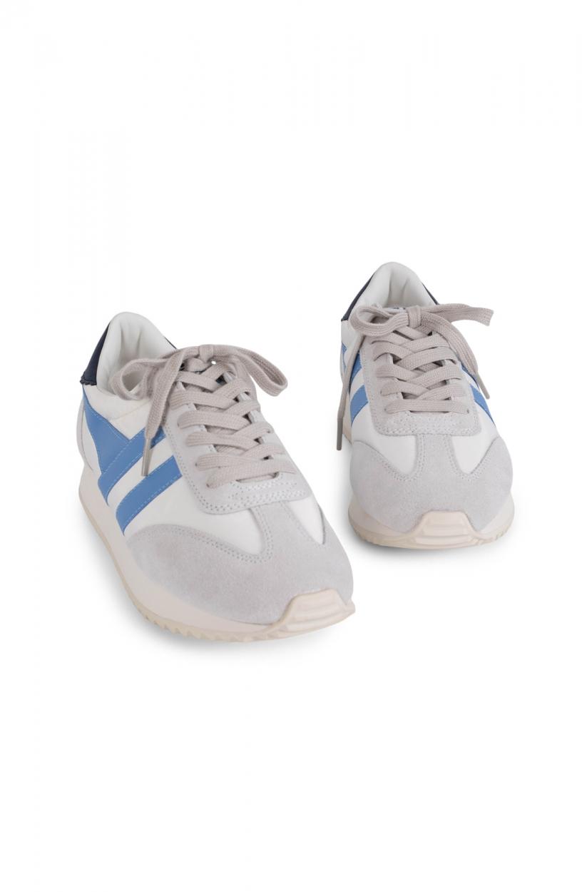 Gola Dames Boston sneaker Wit