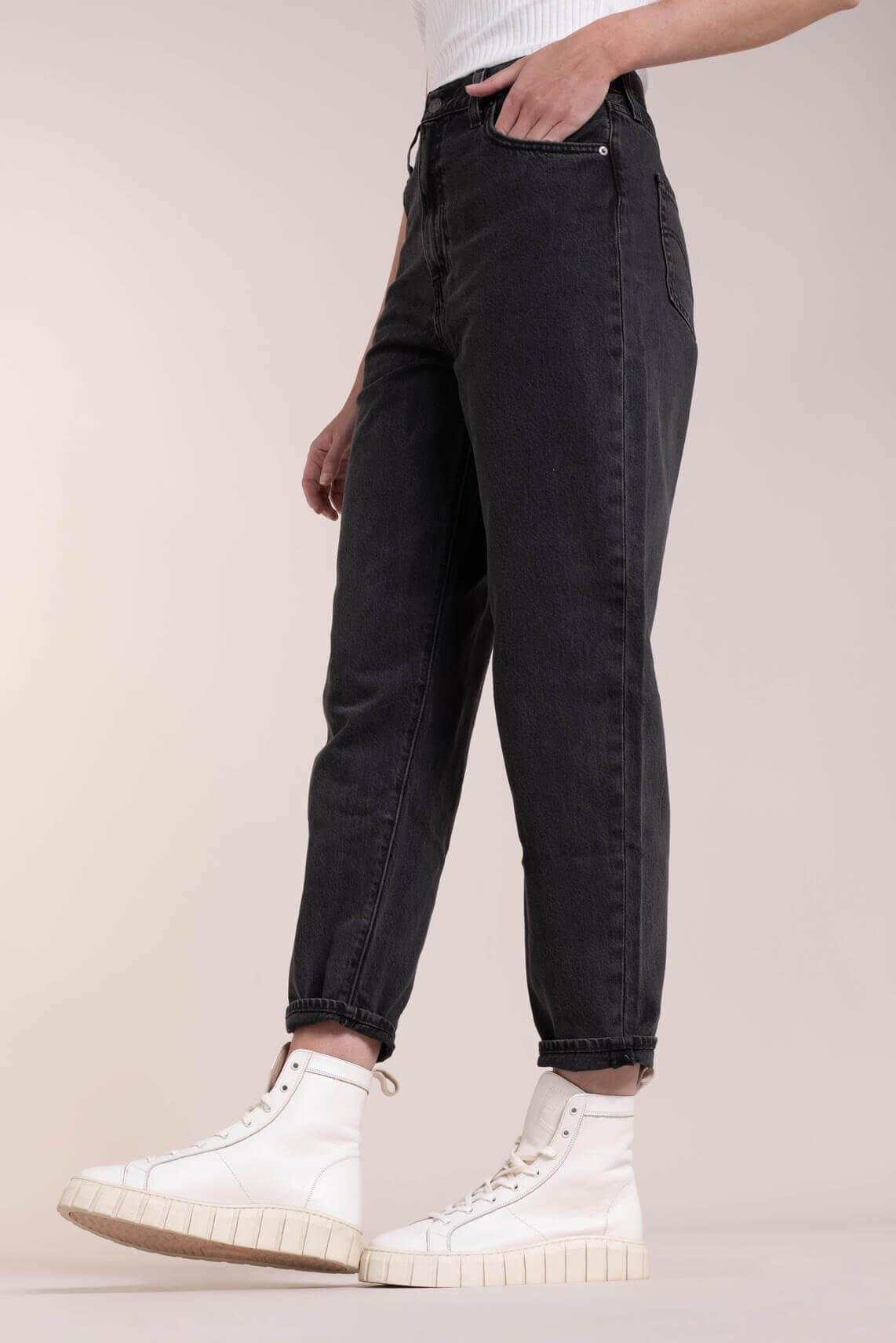 Levi's Dames High loose jeans Zwart