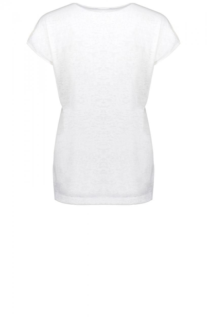 Geisha Dames Safari shirt Wit