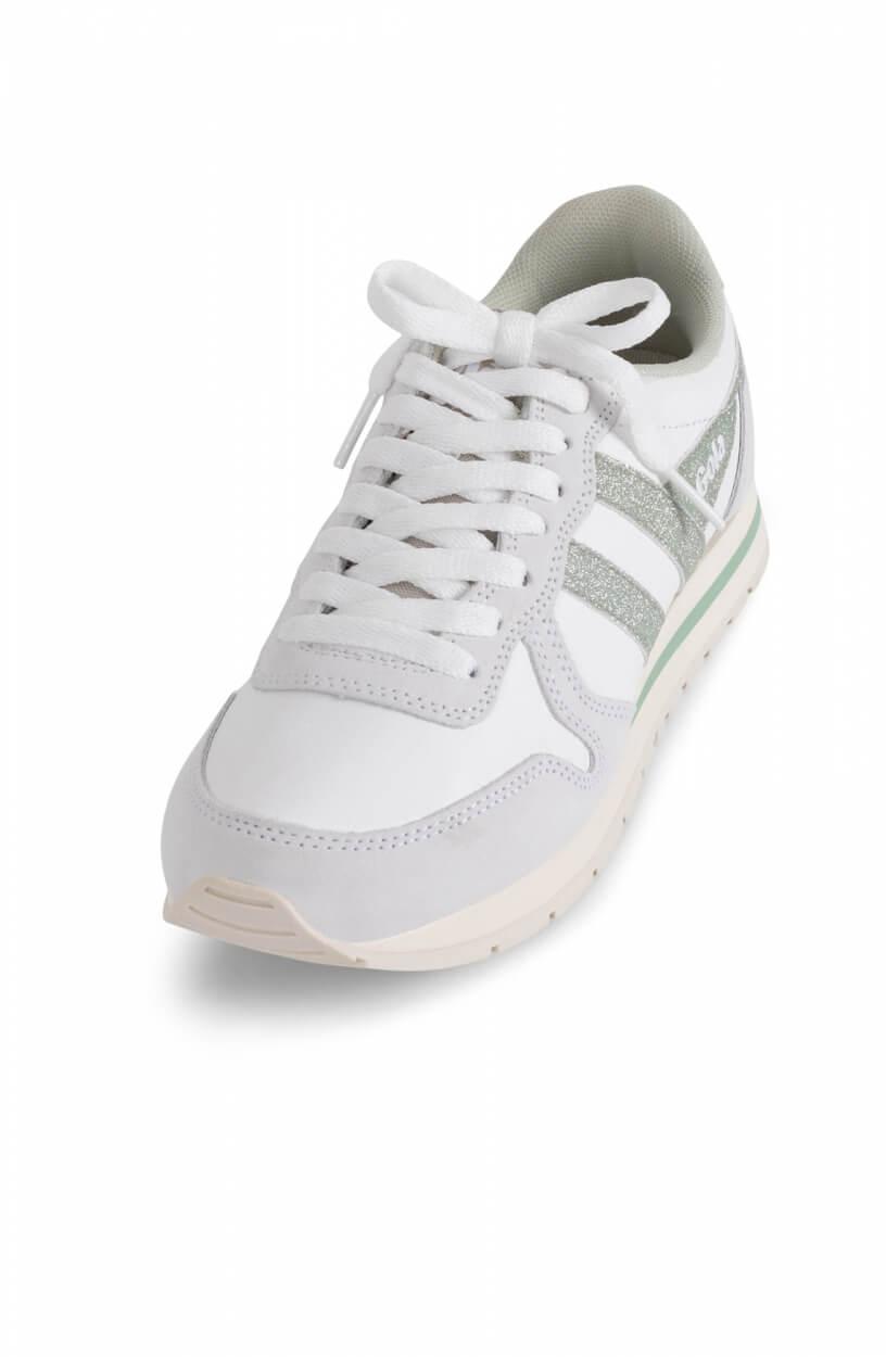 Gola Dames Daytona sneaker Wit
