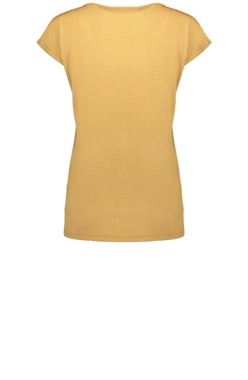 Geisha Dames V-hals shirt Groen