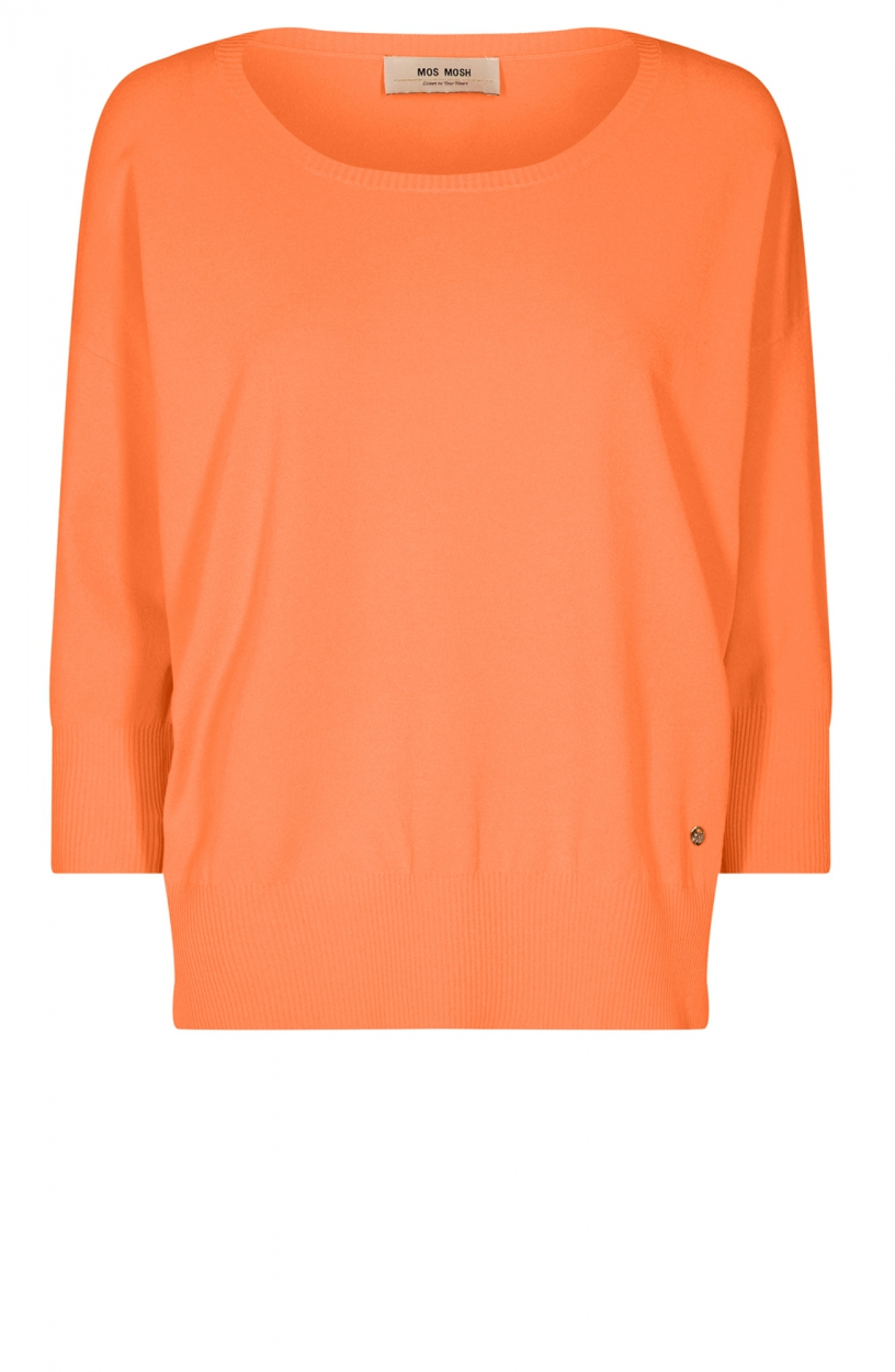 Mos Mosh Dames Pitch pullover Oranje