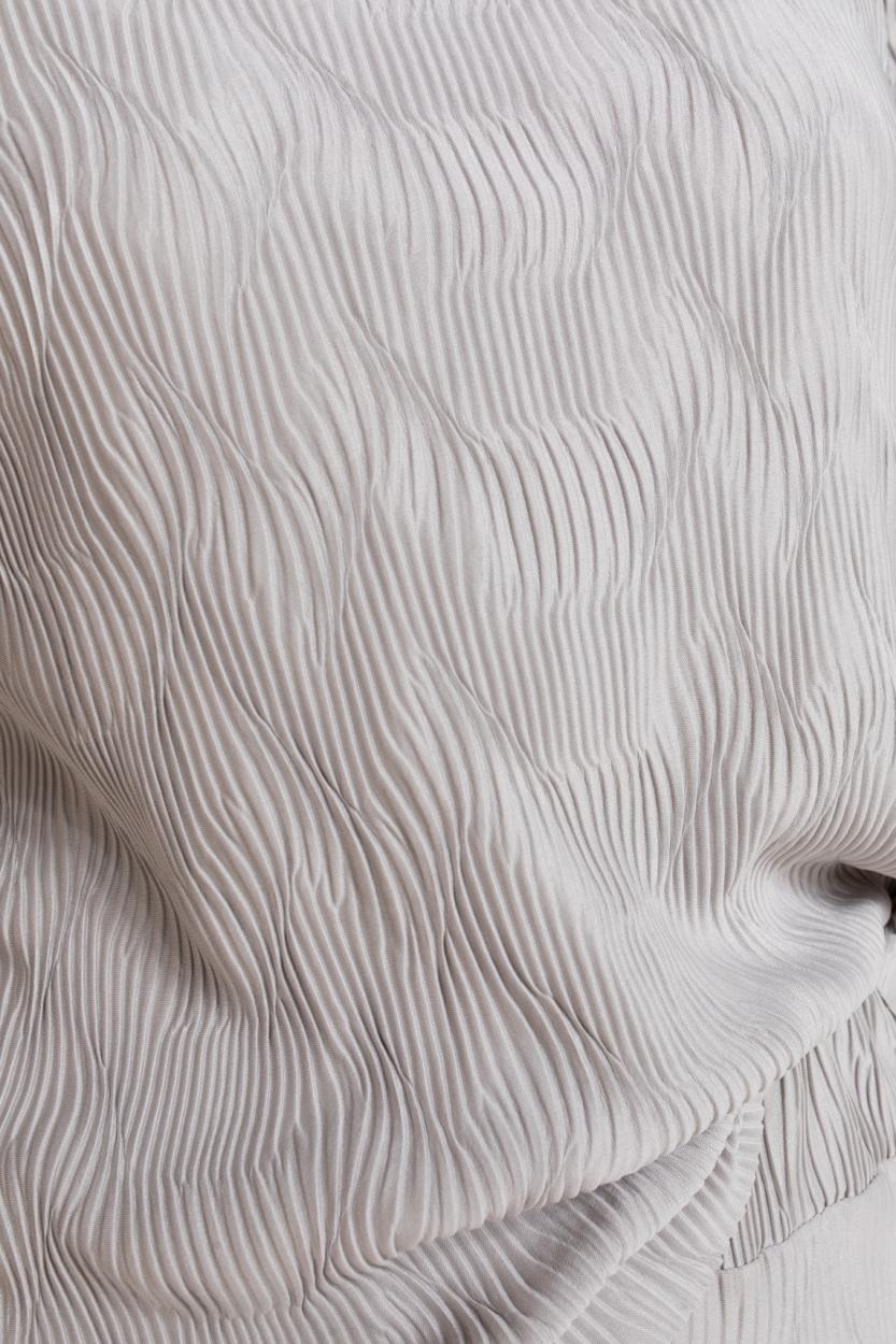 Levete Room Dames Medea blouse Grijs