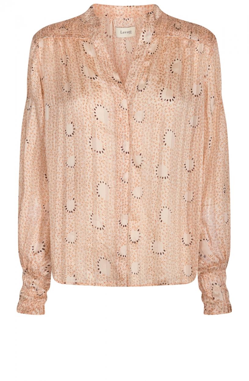 Levete Room Dames Luna blouse Wit