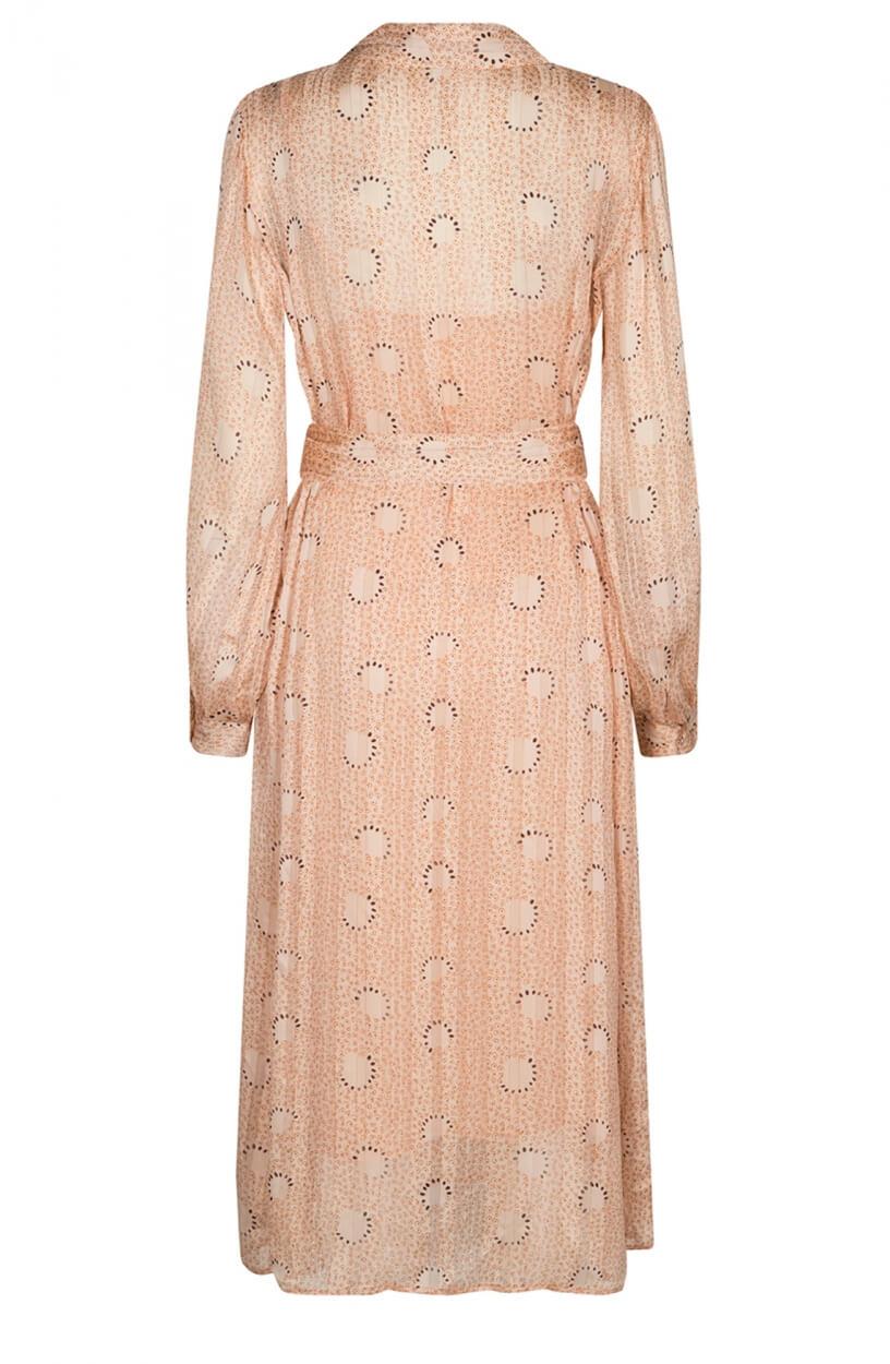 Levete Room Dames Luna jurk Wit