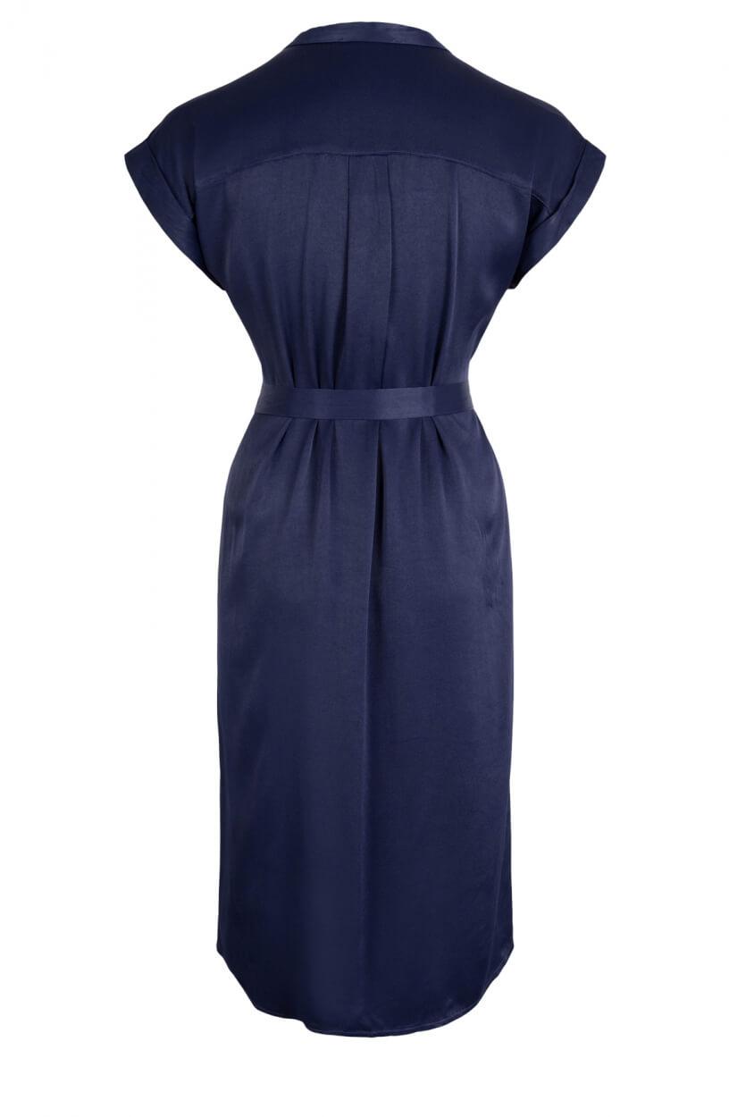 La Fee Maraboutee Dames Nasima jurk Blauw