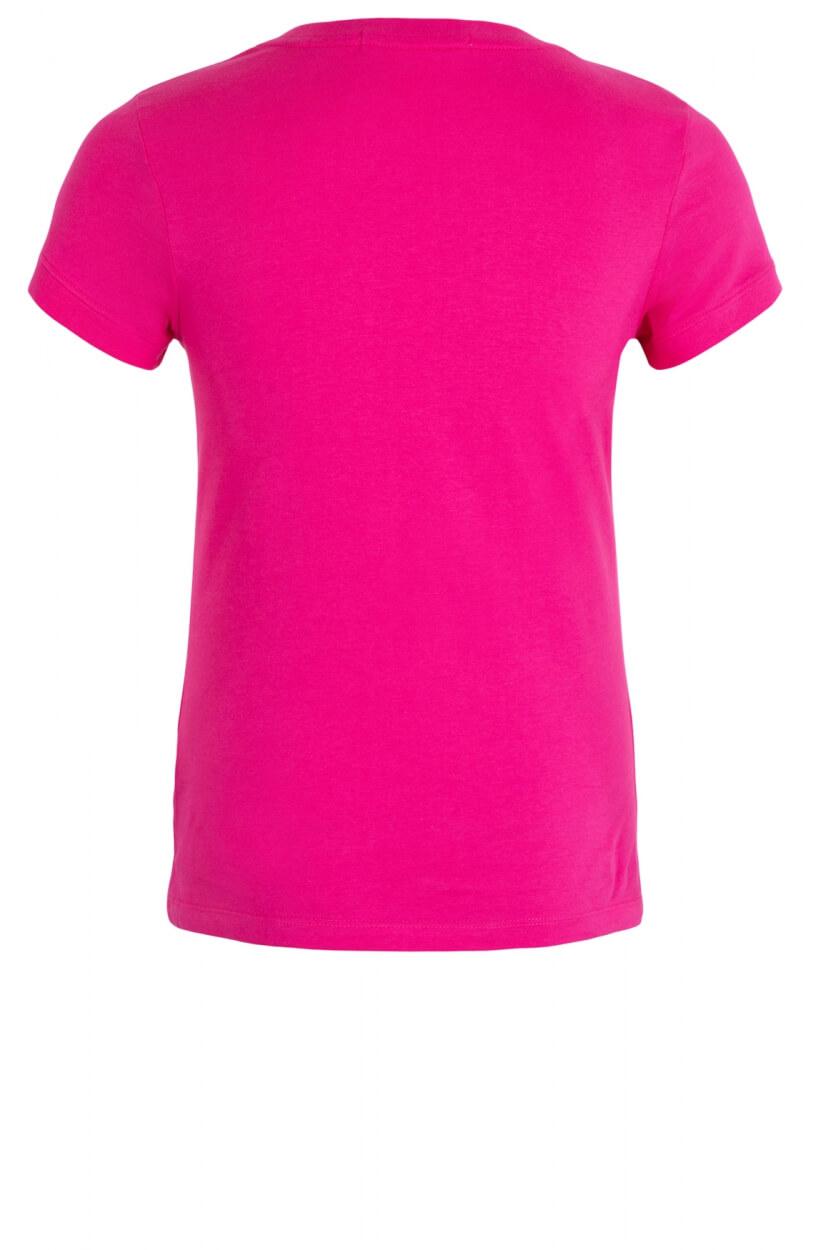 Calvin Klein Dames Logo shirt Roze