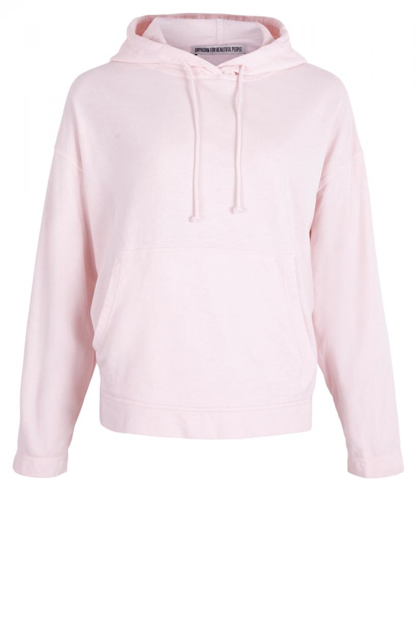 Drykorn Dames Ilmie hoodie Roze