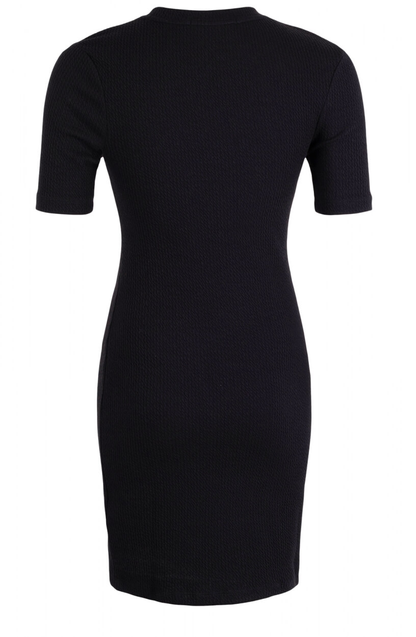 Calvin Klein Dames T-shirt jurk Zwart