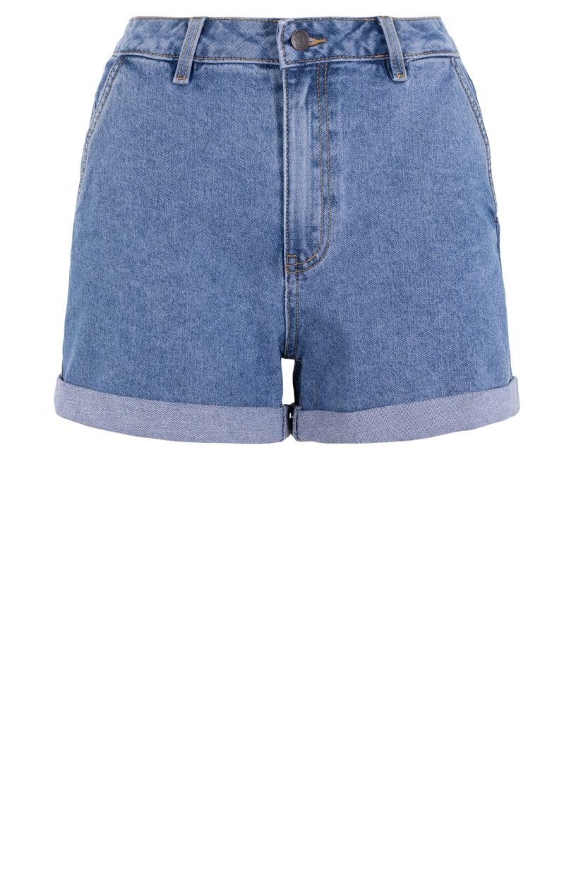 Object Dames Penny short Blauw