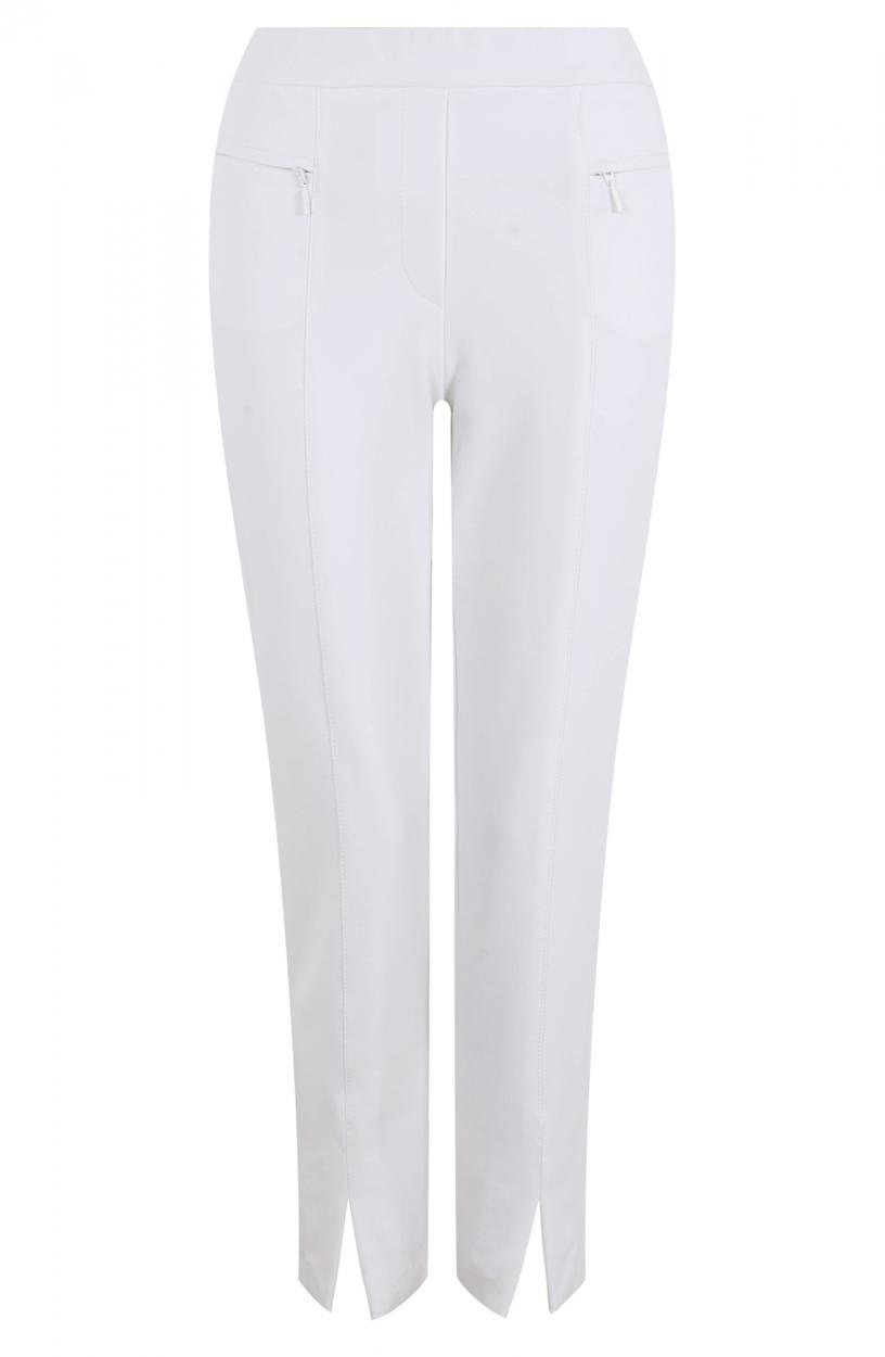 Gardeur Dames Zene pantalon Wit