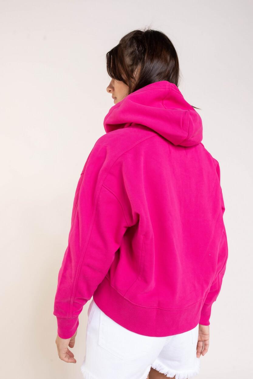 Calvin Klein Dames Hoodie met capuchon Roze