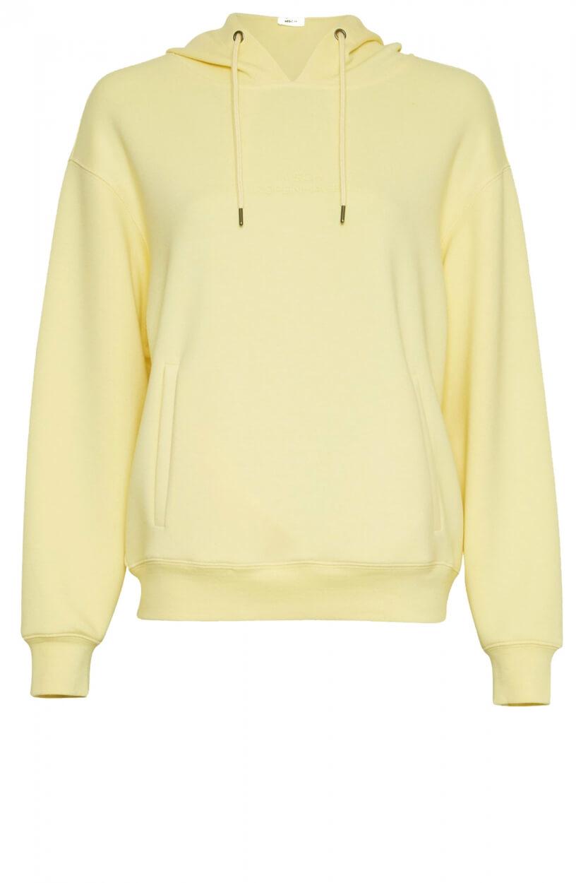 Moss Copenhagen Dames Ima sweater Geel