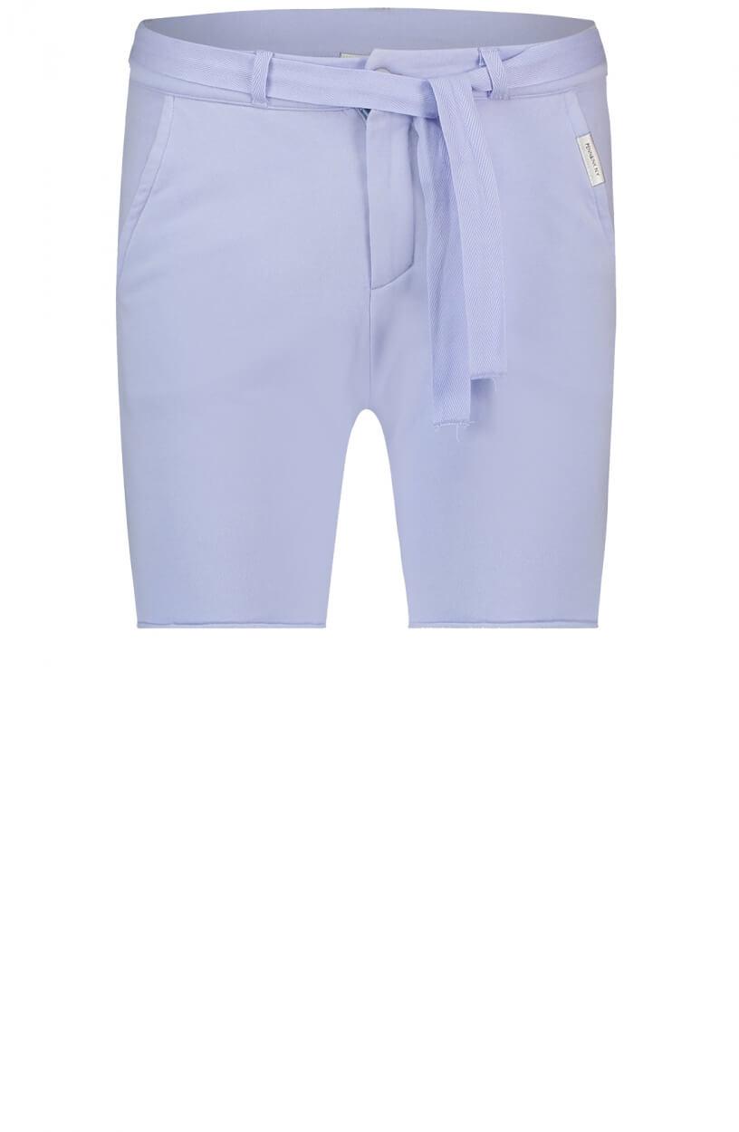 Penn & Ink Dames Sweatshort Blauw