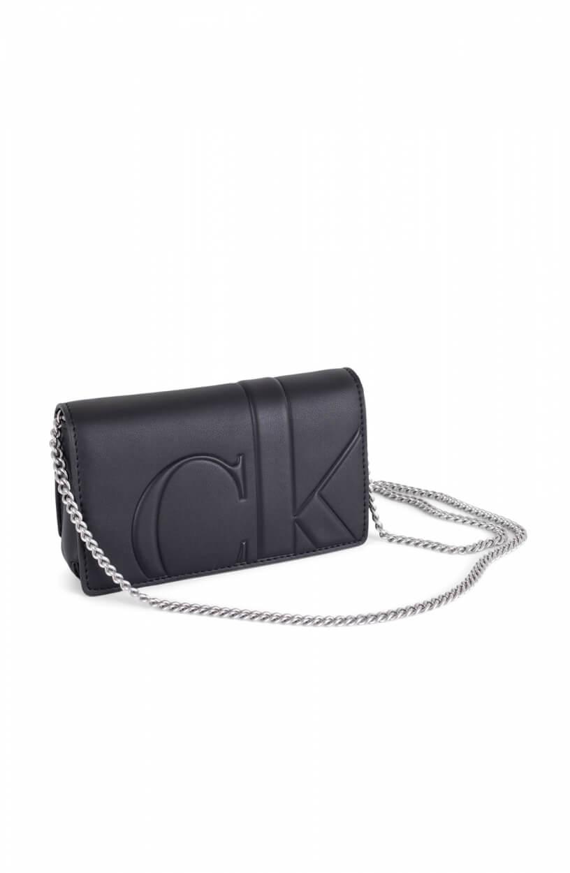 Calvin Klein Dames CK crossbody Zwart
