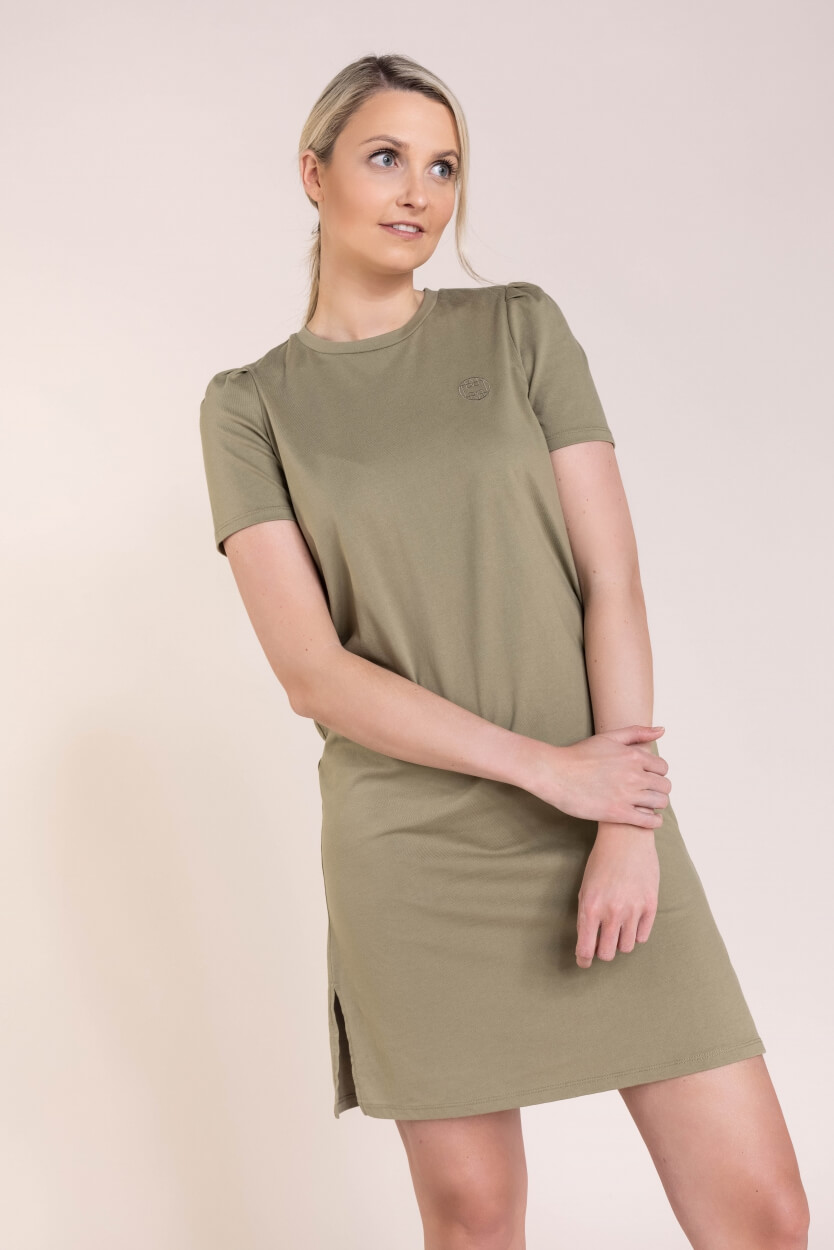 Levete Room Dames Isol jurk Groen