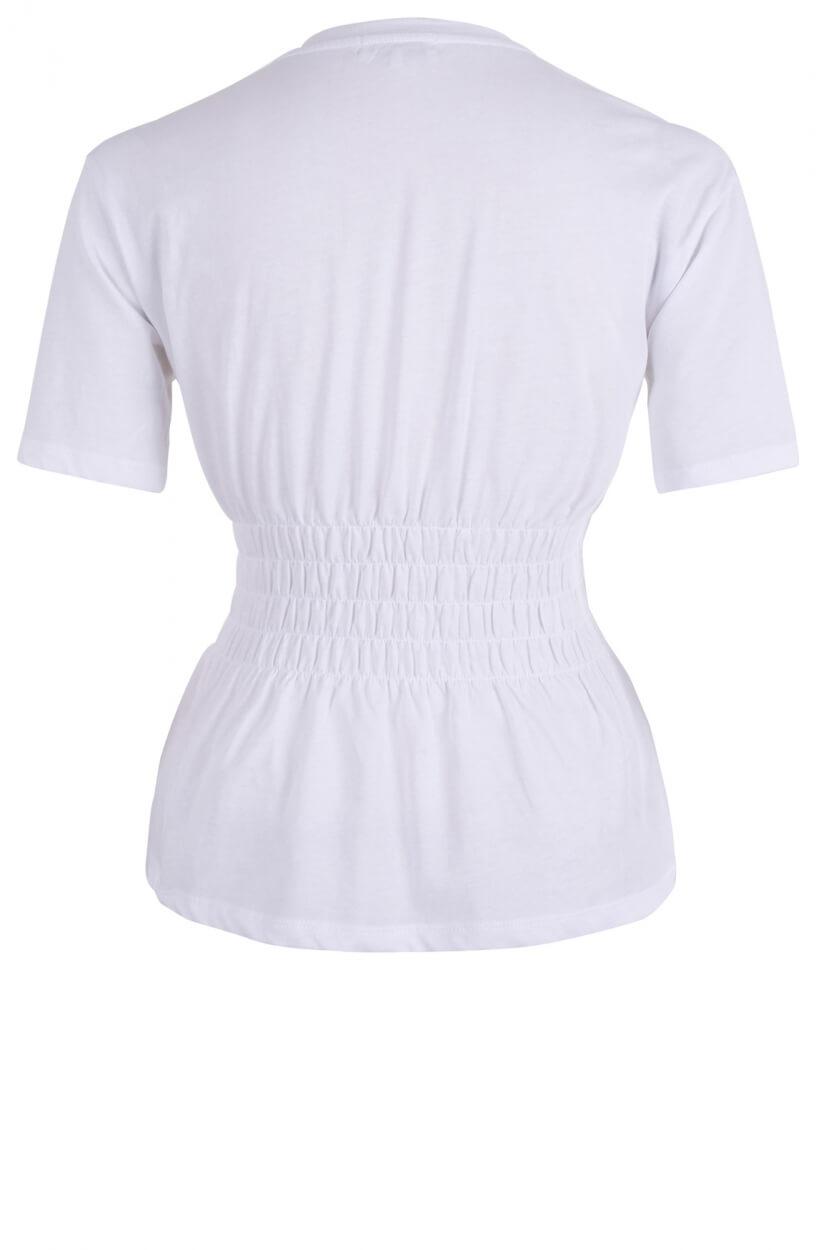 Levete Room Dames Napoli shirt Wit