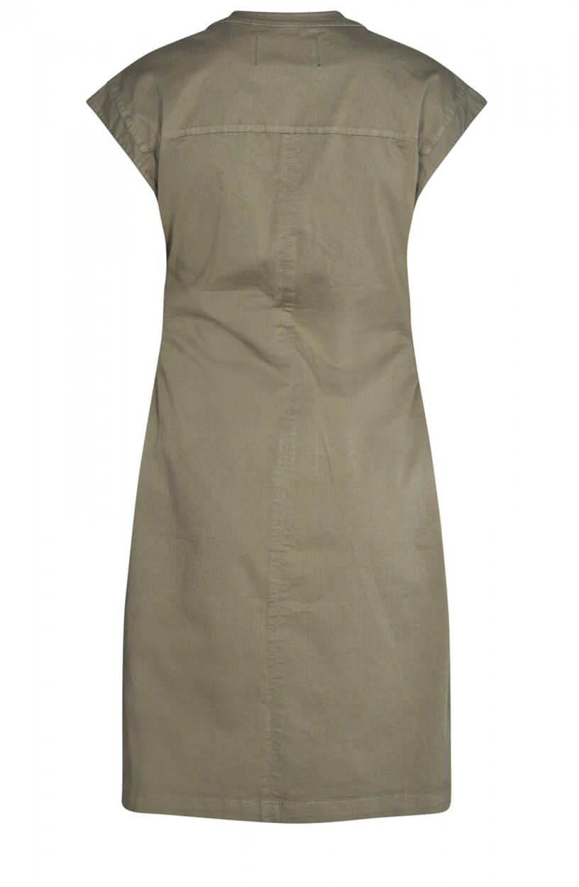 Levete Room Dames Nobella jurk Bruin