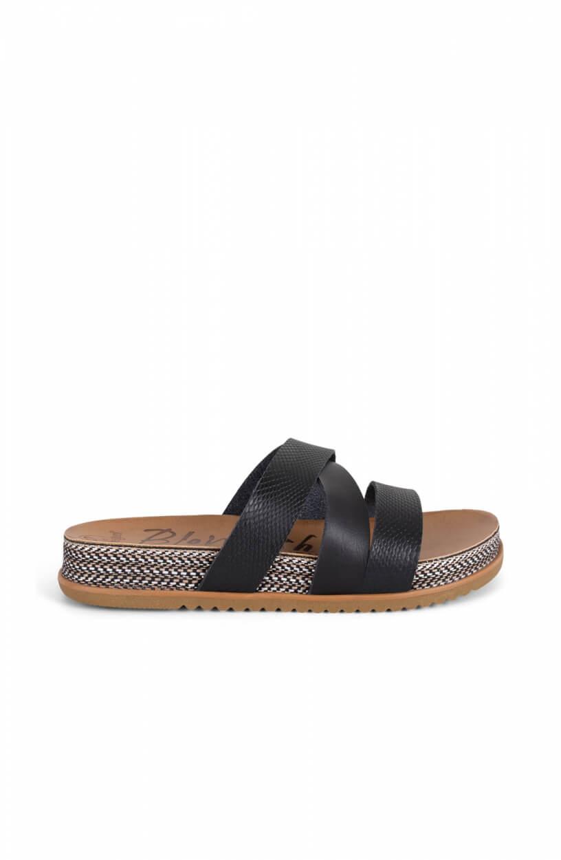 Blowfish Dames Frenchy slipper Zwart