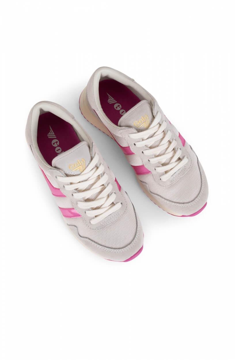 Gola Dames Vancouver sneaker Wit