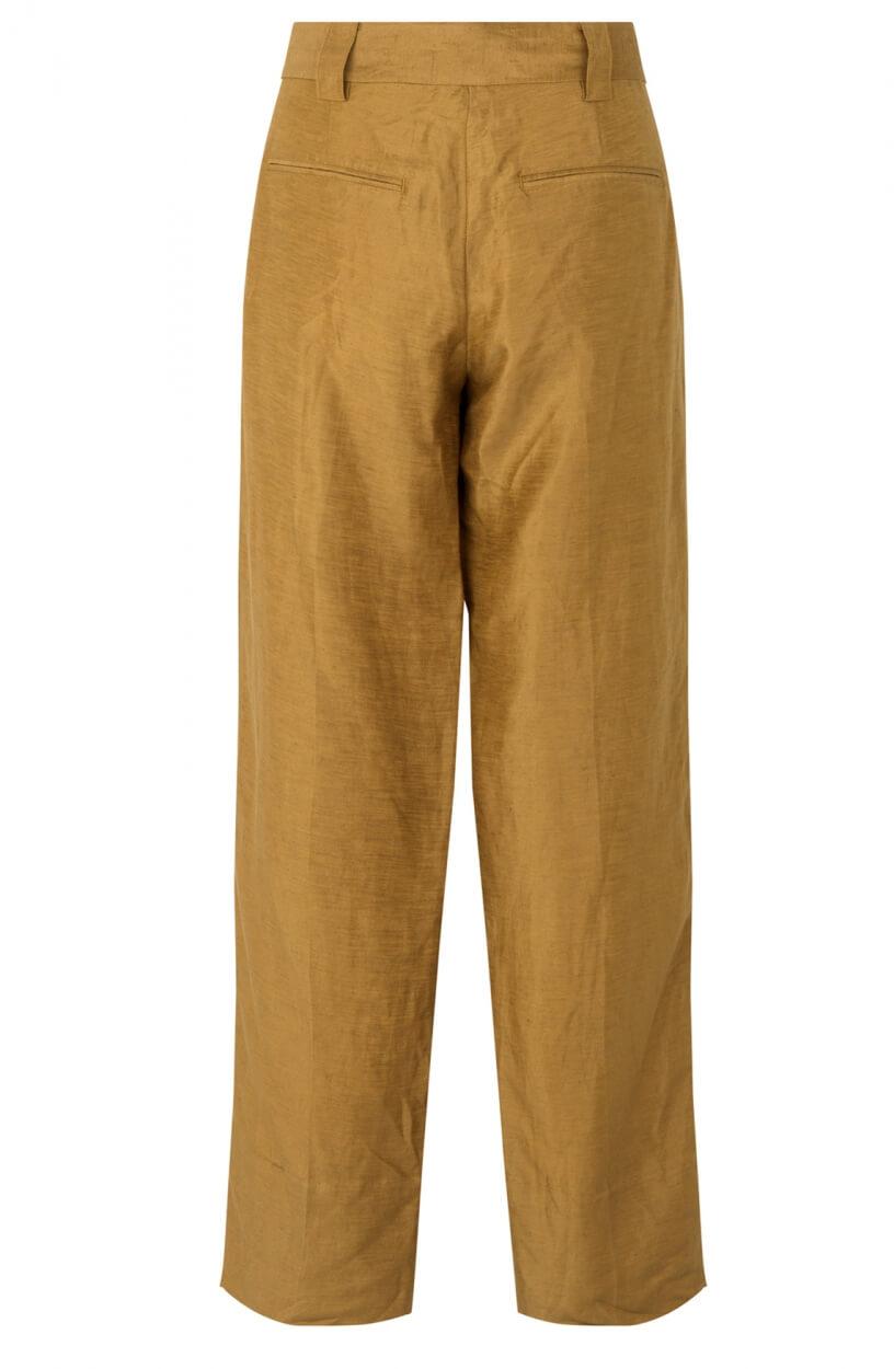Second Female Dames Lia pantalon Bruin