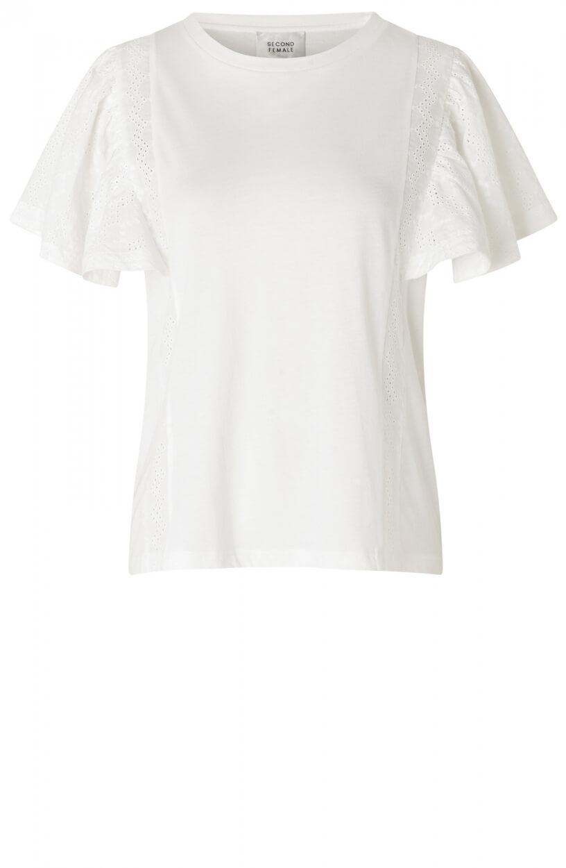 Second Female Dames Filippa shirt Wit