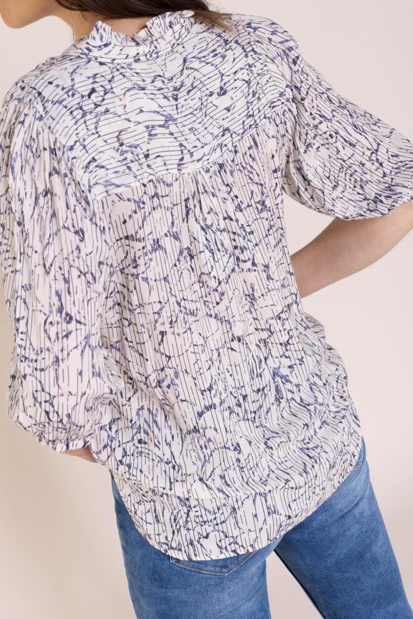 Second Female Dames Fiji blouse Wit