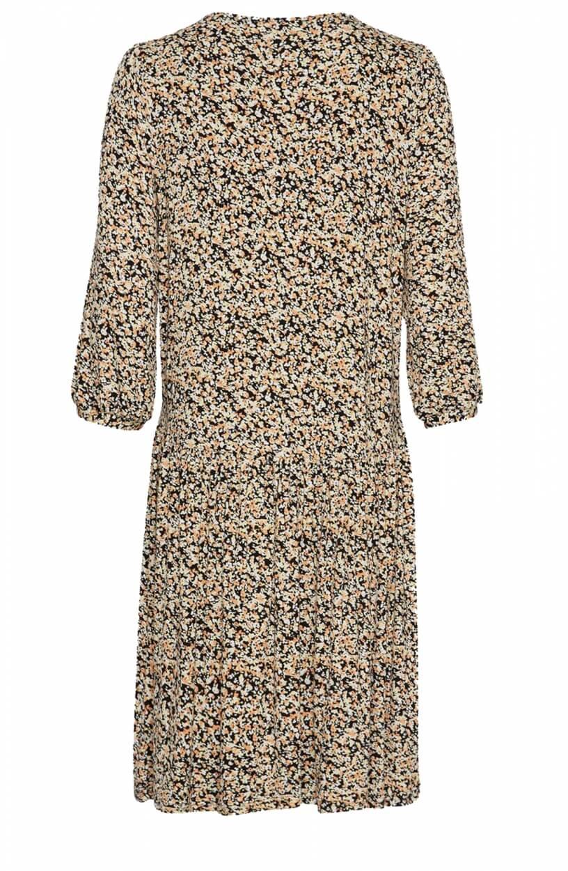 Moss Copenhagen Dames Mabea jurk Zwart