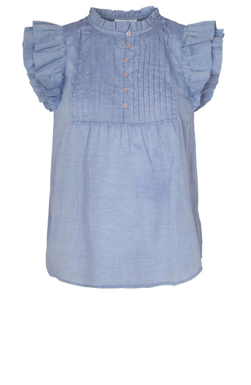 Co Couture Dames Sissa blouse Blauw