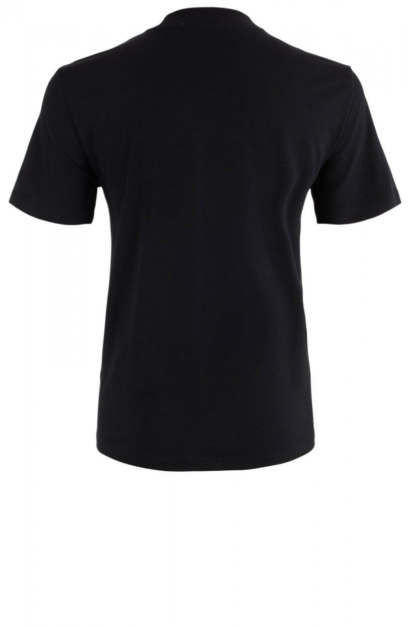 Calvin Klein Dames Shirt met logo opdruk Zwart