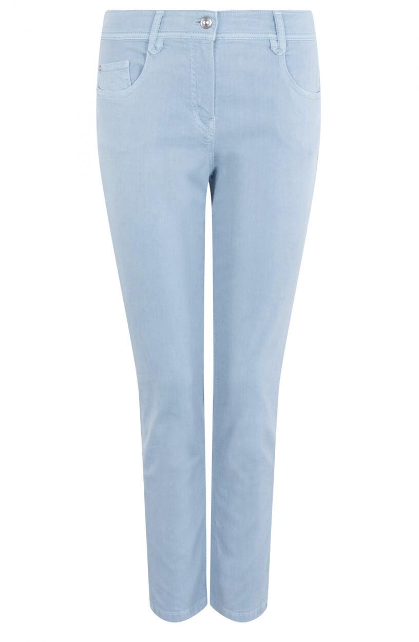 Gardeur Dames Zuri broek Blauw