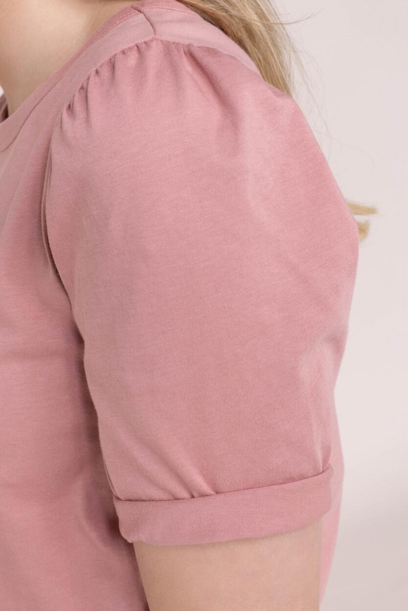 Moss Copenhagen Dames Alva shirt Roze
