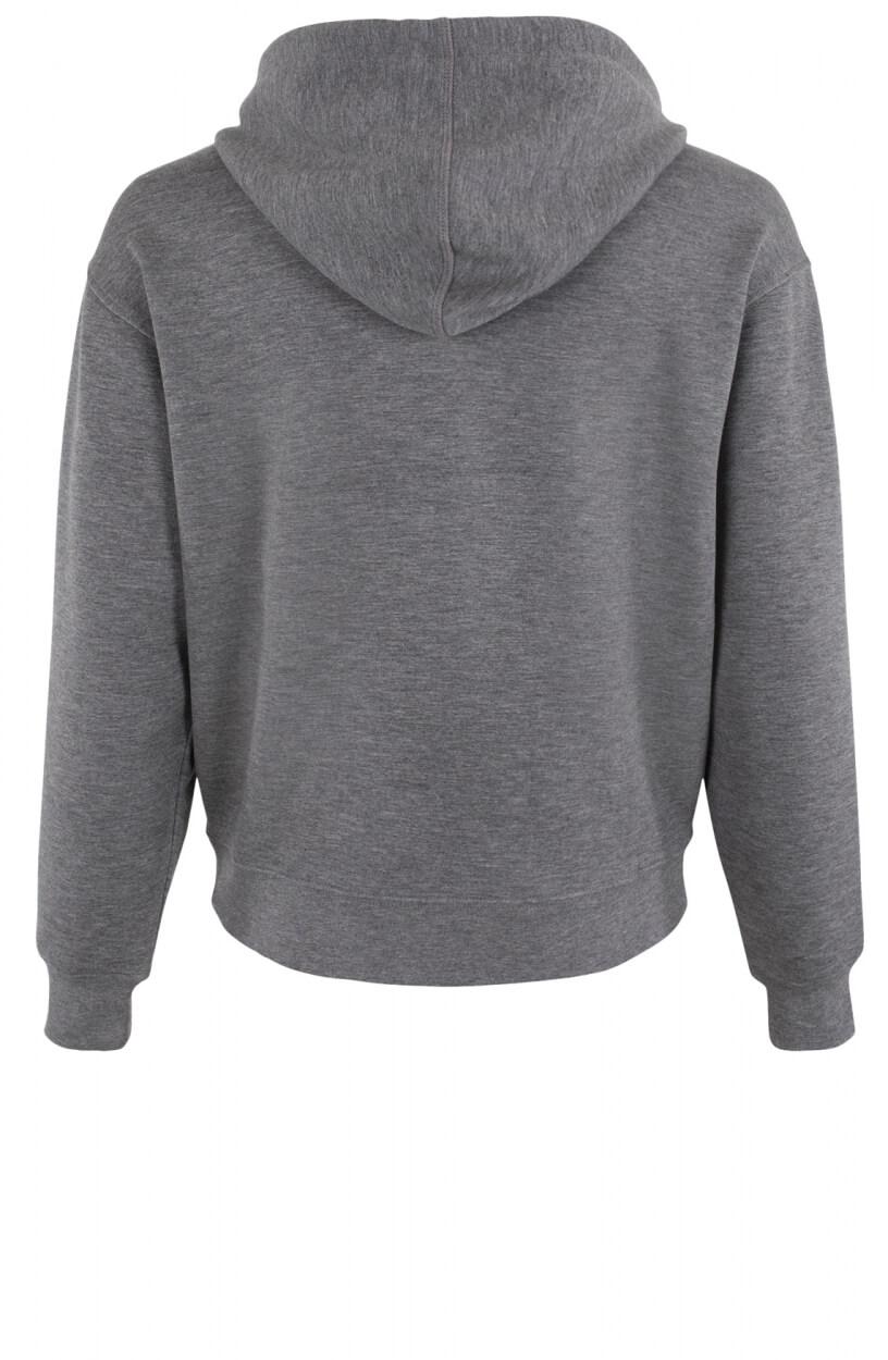 Moss Copenhagen Dames Ima sweater Grijs