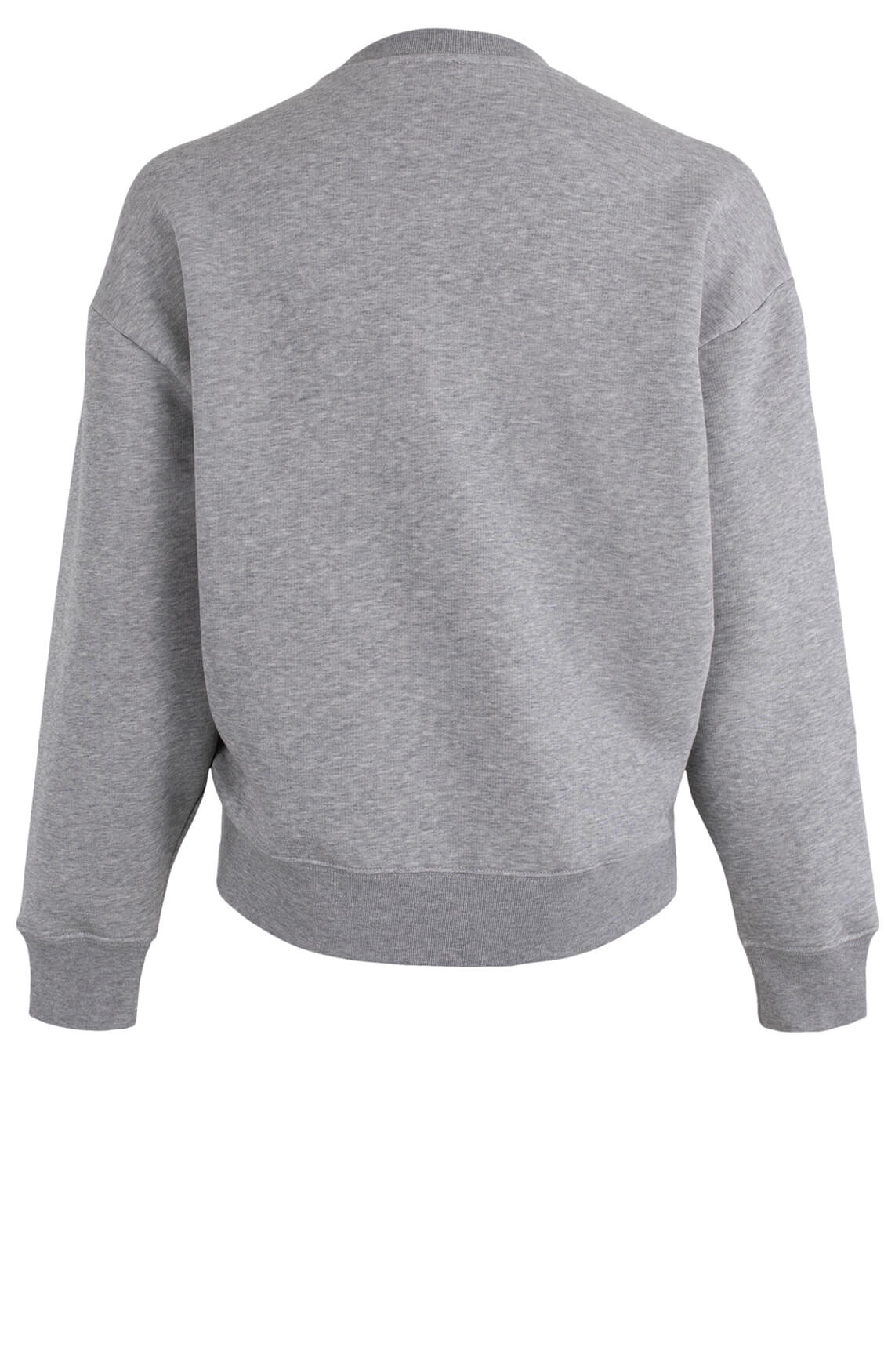 Closed Dames Sweater met tekst Grijs