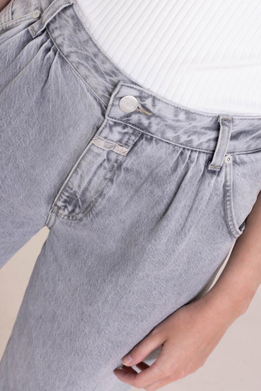 Closed Dames Nolin jeans Grijs