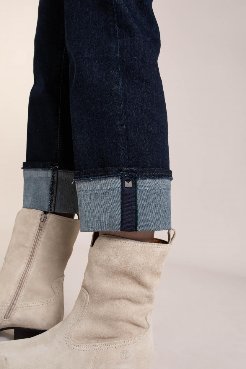 Cambio Dames Paris jeans Blauw
