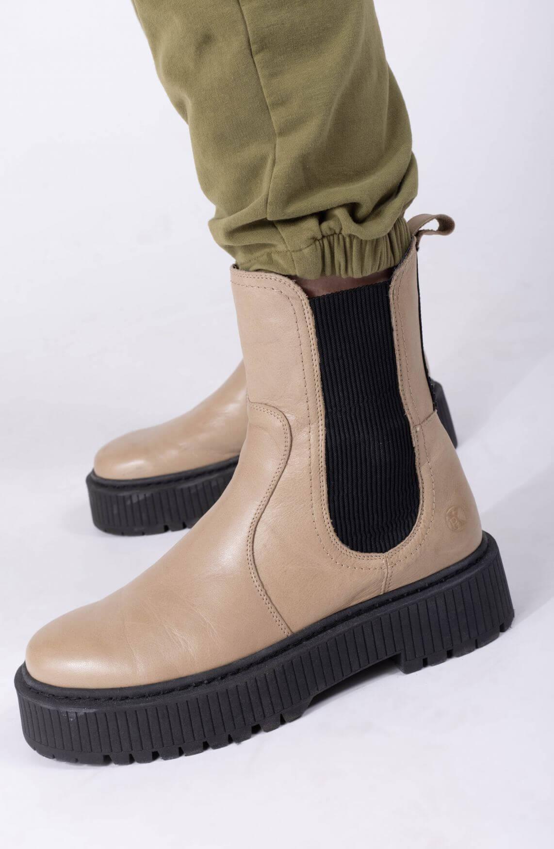 Postxchange Dames KAIA boot Bruin