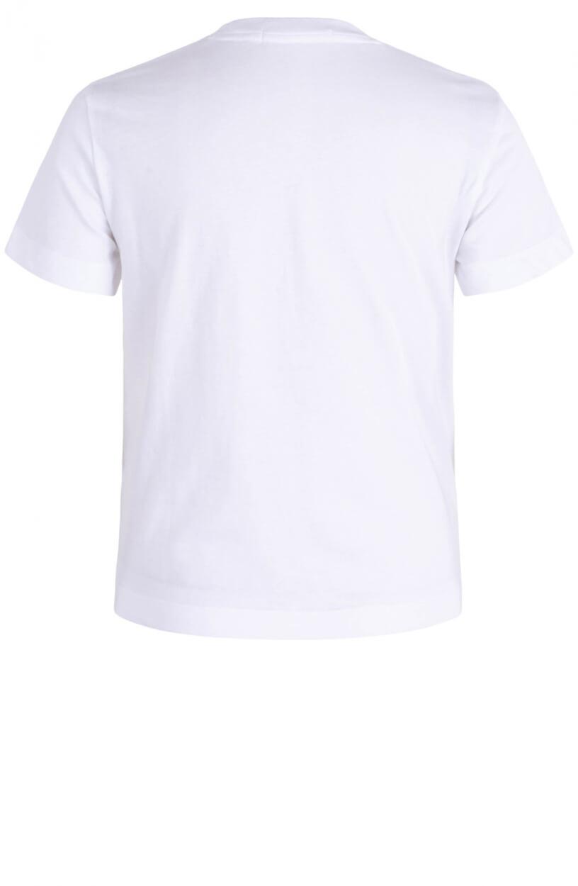 Calvin Klein Dames CK shirt Wit