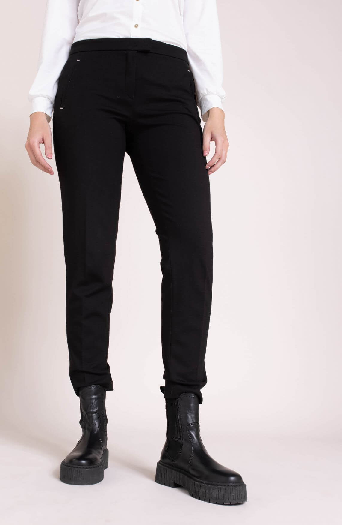 Rosner Dames L30 Alisa pantalon Zwart