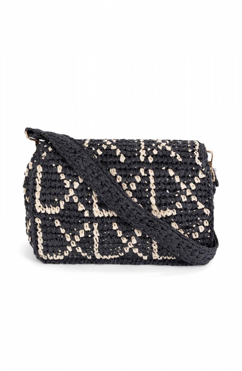 Alix The Label Dames LX bag Zwart